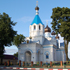 Паставы. Свята-Мікалаеўская царква